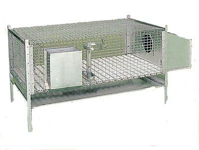 metall kaninchenk fig bei. Black Bedroom Furniture Sets. Home Design Ideas