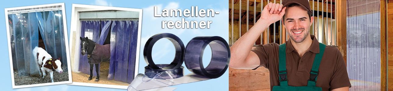 Lamellen-Konfigurator