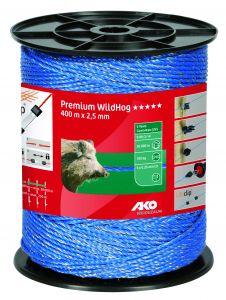 Weidezaunlitze blau Premium WildHog