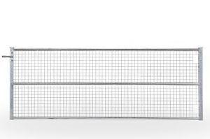 SIEPMANN Comfortline-Weidetor mit Gittermatte