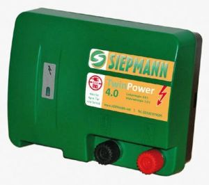 Siepmann Twin-Power Weidezaungeräte