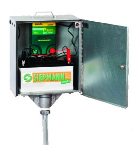 Elektrifizierte Sicherheitsbox