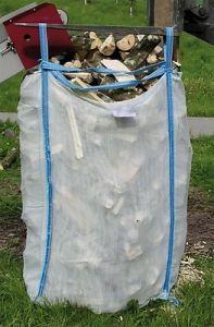 Holz-Big Bag