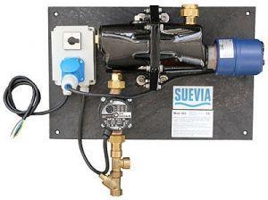 SUEVIA Modell 303 Heizgerät mit Umlaufheizung