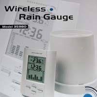 Funk-Regenmesser Monsun