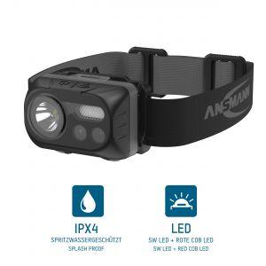 LED Sensor-Stirnlampe