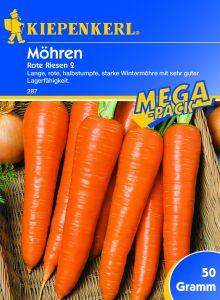 """Futtermöhren """"Rote Riesen 2"""""""