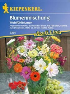 Blumen Mischungen Wohlfühlblumen
