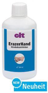 Erazer Händedesinfektion 500 ml
