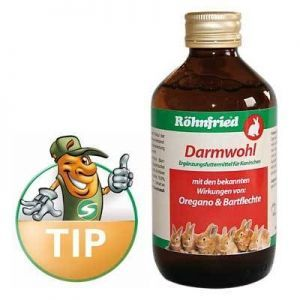 Darmwohl 250 ml - Bartflechten-Oregano-Mix