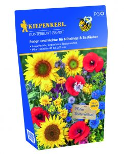 Nützlingsfreundliche Blumenmischung