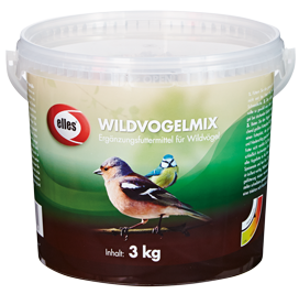 Wildvogelfuttermix 3 kg