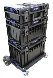Werkzeugkoffer mit Deckel 16L & 38L & 52L