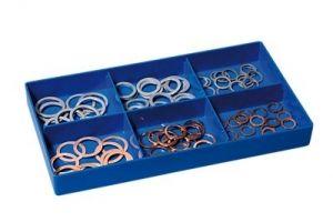 Sortiment Kupfer-/ Alu-Dichtringe