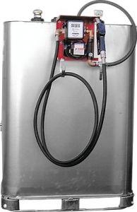 Dieselkompaktanlage 1000 L mit Zählwerk