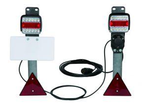 LED Dreifunktions-Kabelleuchte