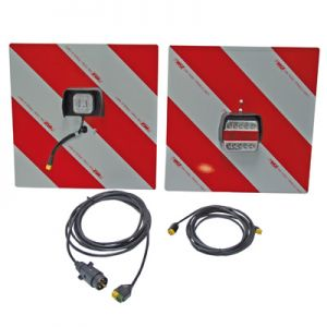 LED Warntafelsatz nach DIN 11030