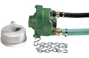 Hochdruckpumpe für  Zapfwellen-Antrieb