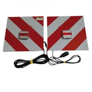 Warntafelsatz LED