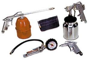 Kompressoren-Sortiment