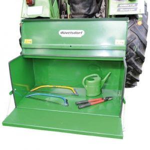 Transportbox für 3-Punktanbau