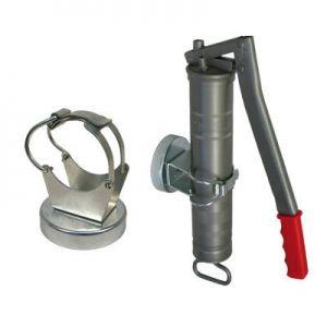 Befestigungsklammer mit Magnethalterung