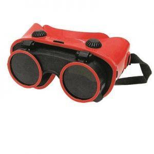 Schweiss-Klappbrille
