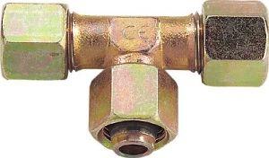 Hydraulikverschraubung, einstellbar