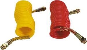 Spiral-Bremsleitung
