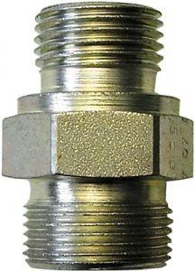 Hydraulik-Doppelstutzen