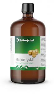 Hennengold flüssig