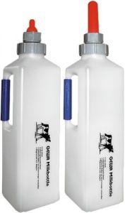 Milchflasche für Kälber und Lämmer