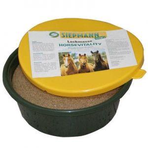 Mineralleckschale für Pferde/Horsevitality