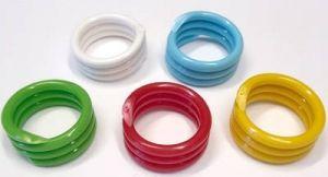 Spiralringe 18 mm 100 Stück