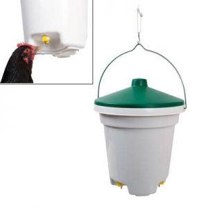 Geflügel-Tränkeeimer 12 Liter