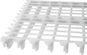Kunststoffrost für Geflügelhaltung