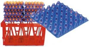Kunststoff-Drehstapelbox