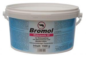 Bromol Köderpaste 25 - 1,5 kg