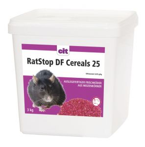 RatStop DF Cereal 25