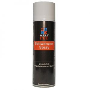 WELI protect  Bettwanzen-Spray