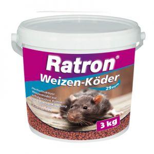 Ratron Weizenköder 3 kg