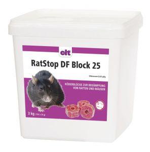 RatStop DF Block 25 - 3 kg