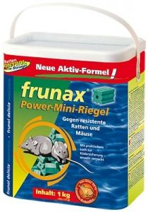 Frunax Power-Mini-Riegel