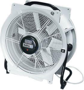 Mobiler Ventilator -