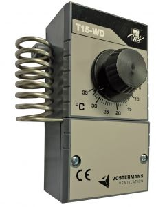Thermostat T - 15 WD