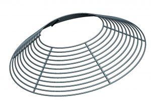 Schutzgitter für Ventilatoren