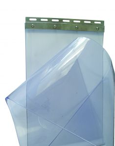 PVC-Lamellenstreifen 278x30 cm, 3 mm stark