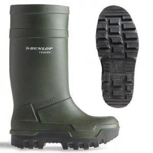 Dunlop Berufs- und Sicherheitsstiefel