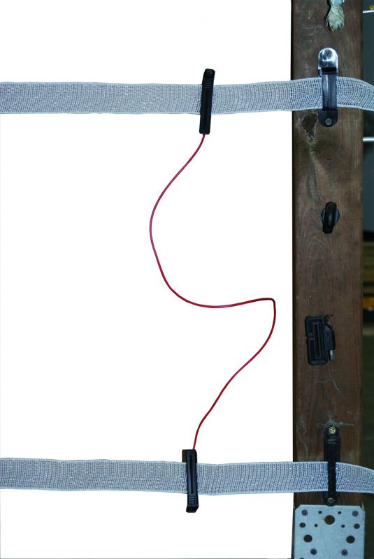 Clip-Stromverbinder