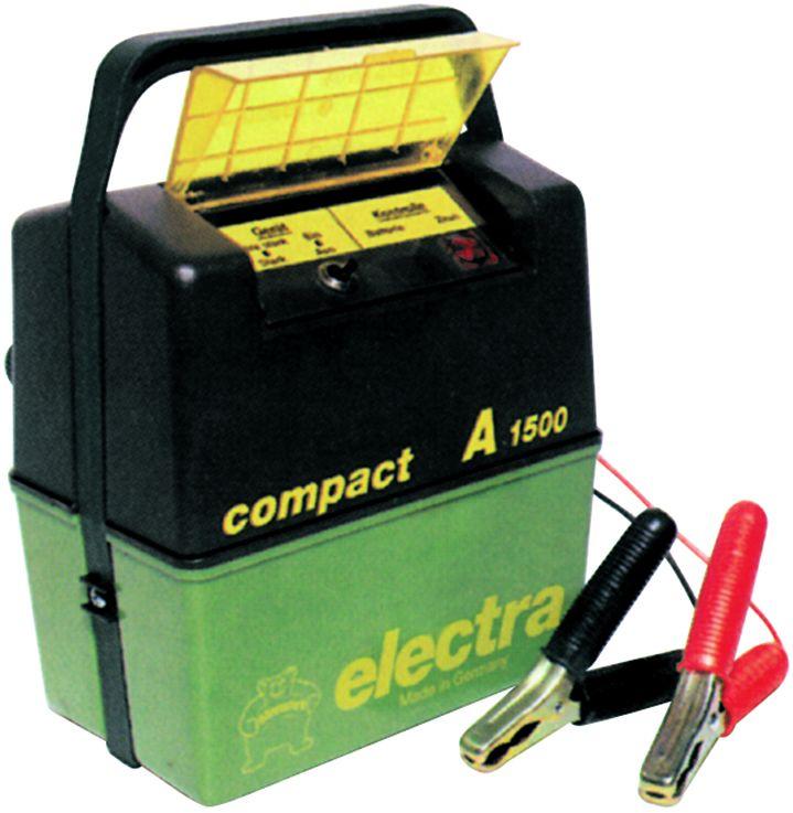 Elektrozaun-Batteriegerät Compact A 1500